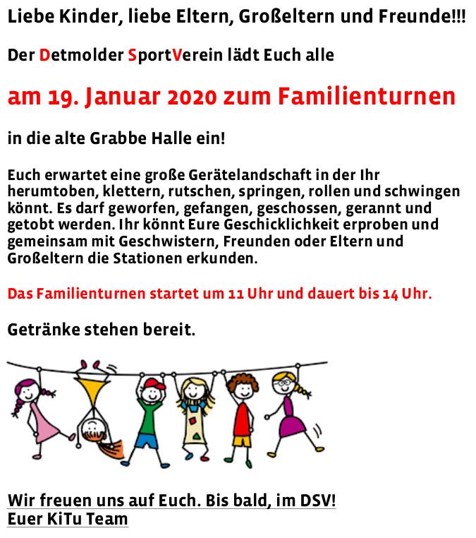 Wo Sport Spaß Macht Dsv Detmolder Sportverein Wo Sport
