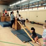Kinder- und Jugendturnen